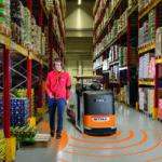 Tecnología logística y almacenamiento industrial Still